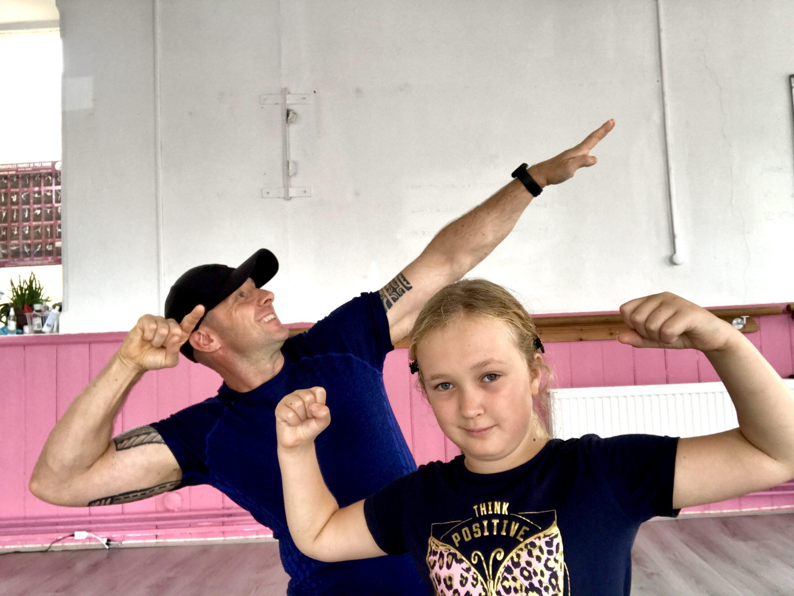 Get Kids Active   Workout 5