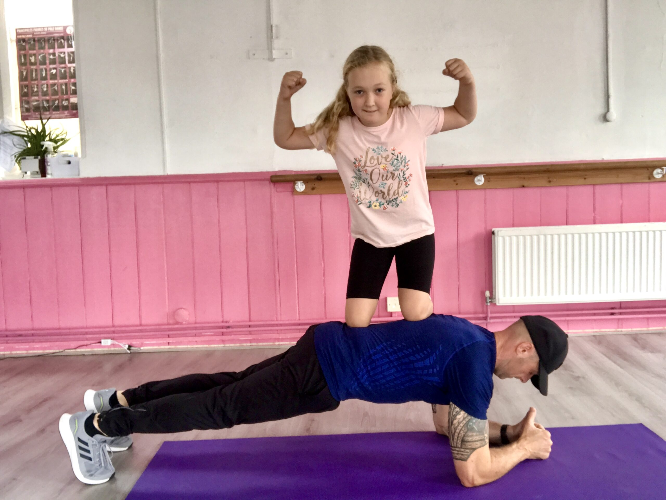 Get Kids Active | Workout 8