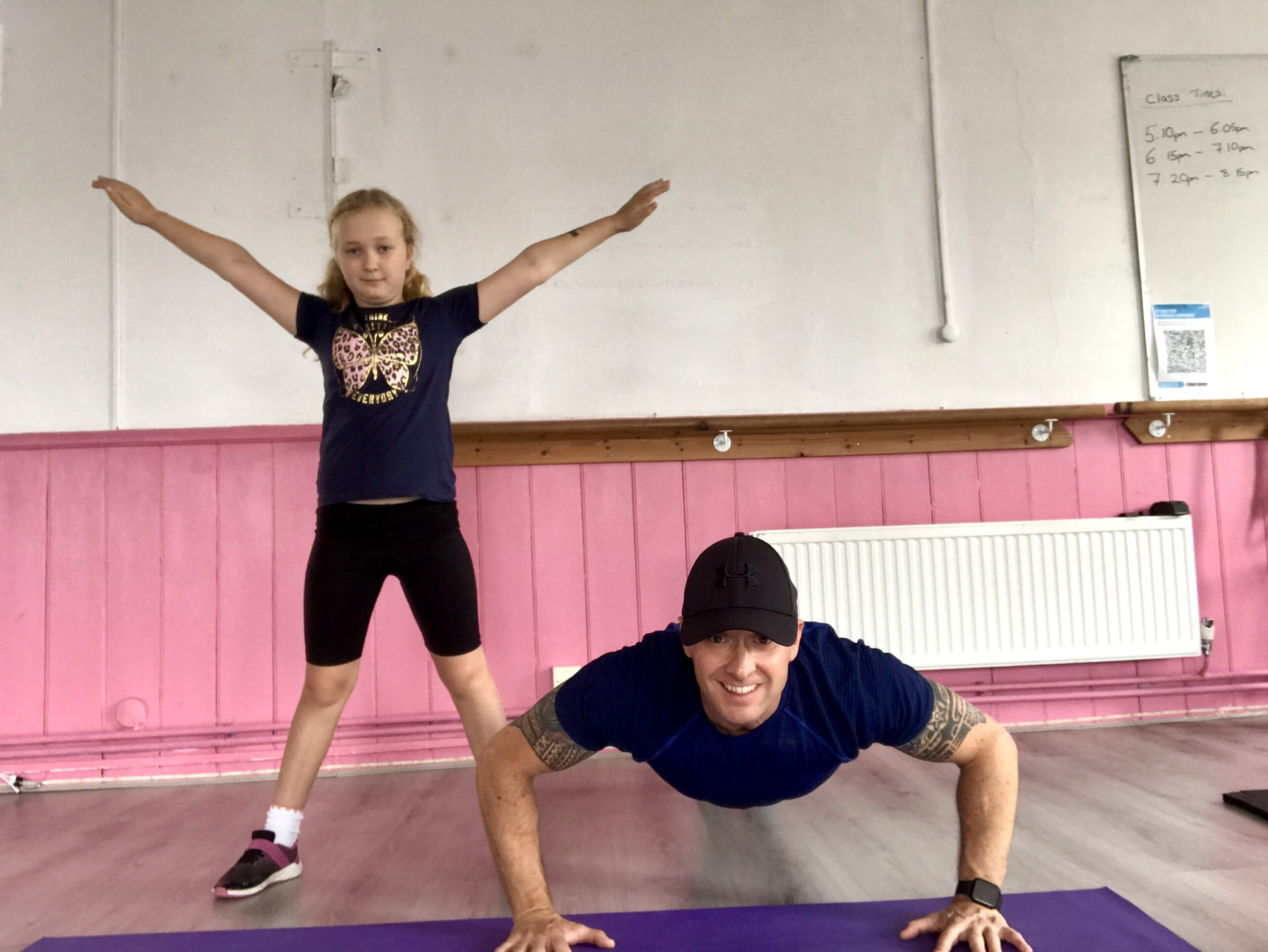 Get Kids Active | Workout 9