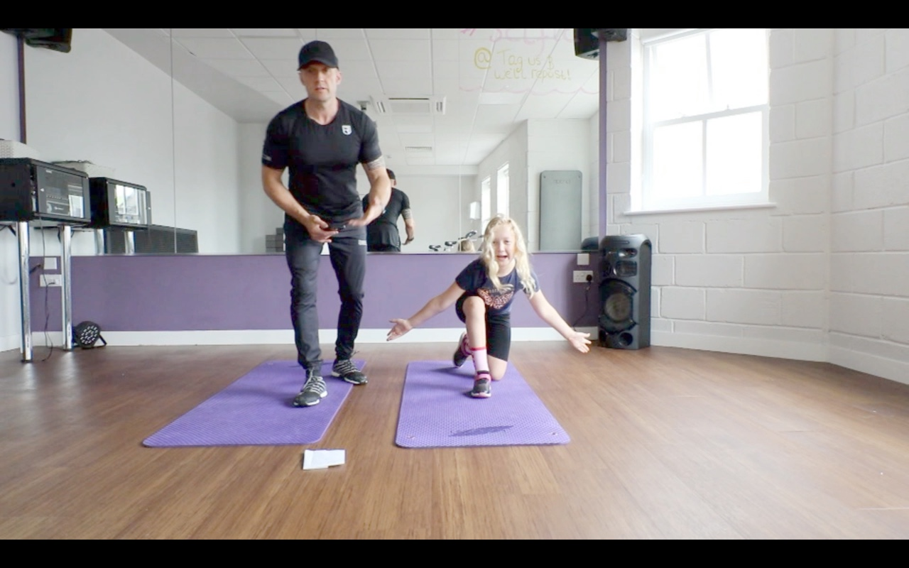 Get Kids Active | Workout 4